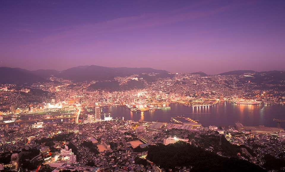 夜景 ホテル 長崎